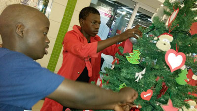 Christmas Competition at City View Shopping Centre